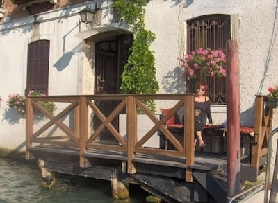 Fondation Emilio et Annabianca Vedova, Venise, Vénétie, Italie