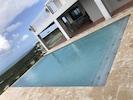 NEW! saltwater Infinity pool 15' x 30' x 5' deep