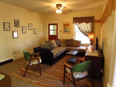 Falls Retreat Living Room