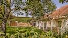 Großer Garten, Süd/West-Seite mit überdachter Terrasse