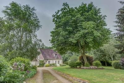 Région de Compiègne et de la Basse Automne, Oise (department), France