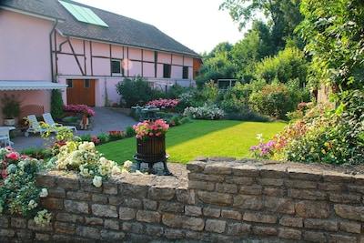 Bartenheim, Haut-Rhin, France