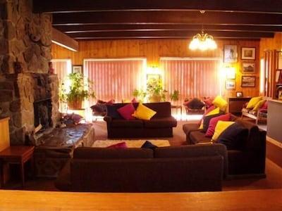Reynella Kosciusko Rides-Lodge