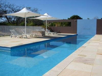 Pool or Beach