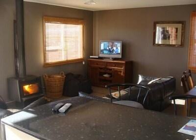 Front Unit - Open Plan Living Area