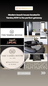 The Yamba House is our family beachhouse located in the heart of Yamba .