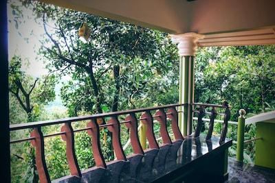 Kudils-balcony