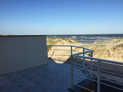 Aluguel temporada Imbé -RS , frente para o Mar