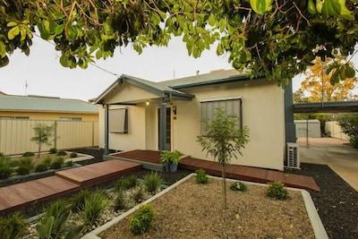 Mildura Station Homestead, Mildura, Victoria, Australië