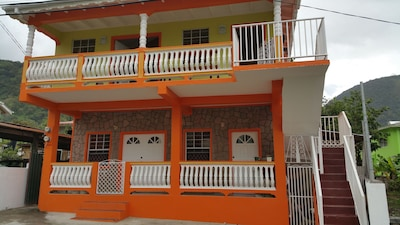 Amazing rental available in Soufriere, come stay and explore!
