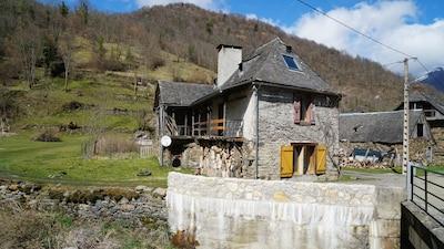 Sentein, Ariège, Frankreich
