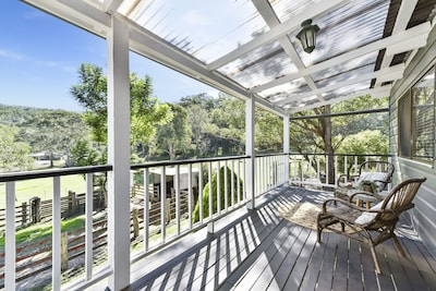 Cottage Balcony