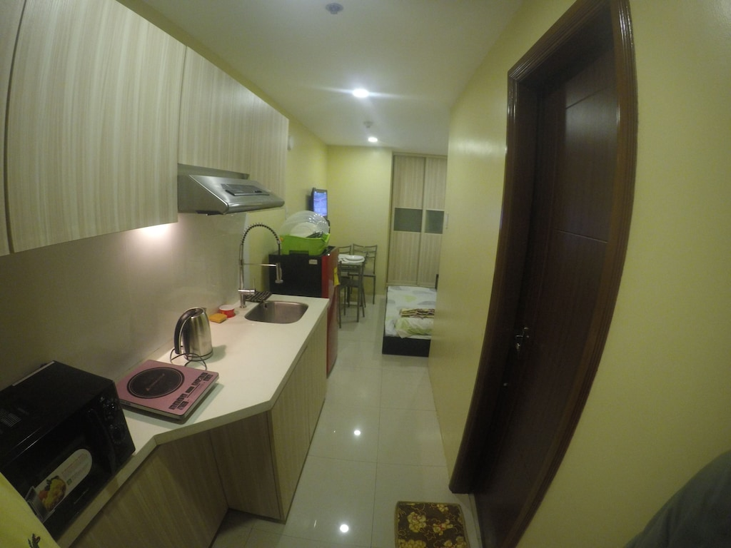 New And Fully Furnished Studio Type Condo For Family And Friends Baguio