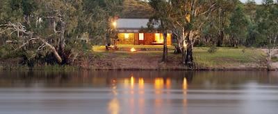 Banrock Station Wine and Wetland Centre (Weingut & Naturpark), Kingston-on-Murray, South Australia, Australien