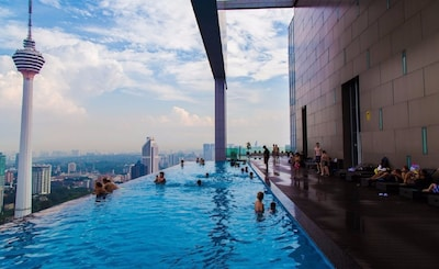 Sky Deck Infinity Pool