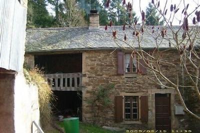 Balaguier-sur-Rance, Aveyron, France