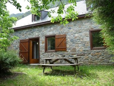 Aragnouet, Hautes-Pyrenees, France