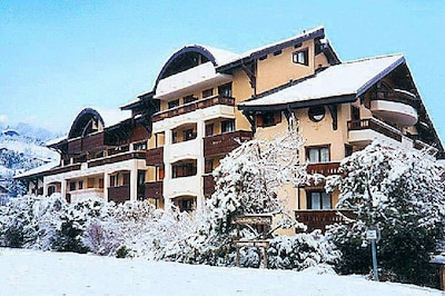 Apartment Residence in Winter