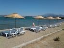 the beach of my villas
