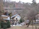 View of Studio & Villa La Cascade from Parc de Greffie