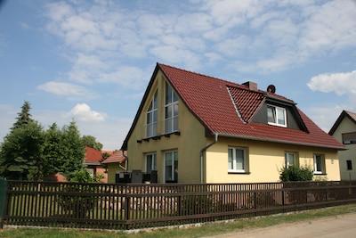 Straupitz, Brandenburg Region, Germany