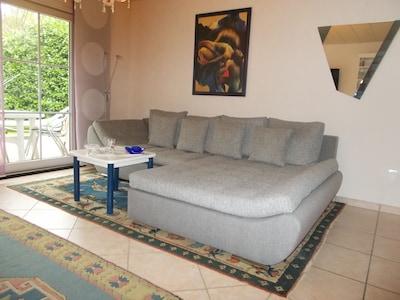 Wunderschöne luxuriöse Wohnung in Betting, Grand Est  Frankreich. Barrierefrei