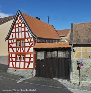 Award-winning heritage building