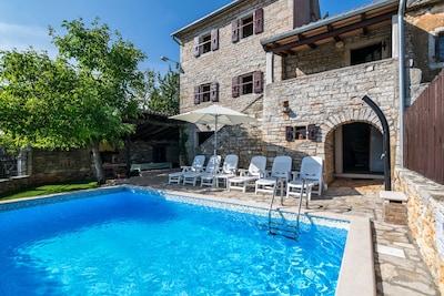 Istarske Toplice, Buzet, Istria County, Croatia
