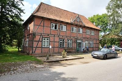 Idyllisches, ehemaliges historisches Gasthaus