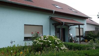 Ferienwohnung am Waldrand in Losheim am See Ortsteil Scheiden