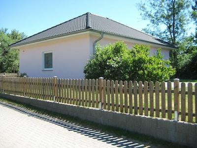 Haus Uta mit Terrasse und Garten