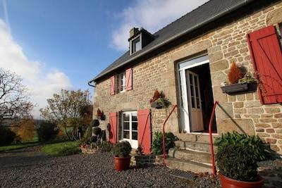 Notre maison d'hôtes, ancienne ferme rénovée de 1790