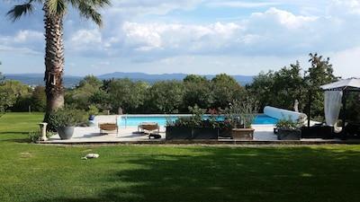 espace piscine jacuzi
