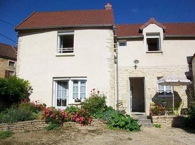 Villers-la-Faye, Cote d'Or, France