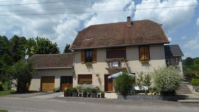 Éguelshardt, Moselle (departement), Frankrijk