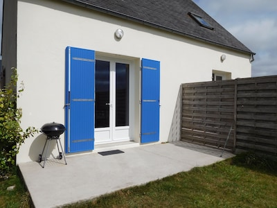 Guissény, Département du Finistère, France