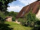 Derriere la maison - Garden behind the house