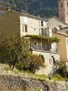 Toudon, Alpes-Maritimes, France