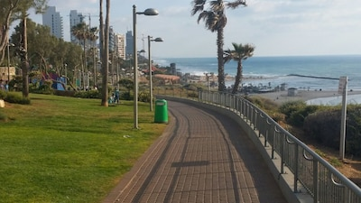 Netanya, District Centre, Israël