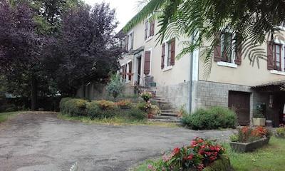 Flagnac, Aveyron, France