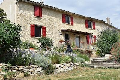 L'Hospitalet, Département Alpes-de-Haute-Provence, Frankreich