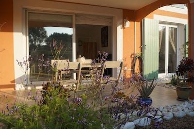 Le logis du Mimosa, Appartement T2  St Maxime au calme