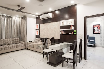 Entire apartment with five star looks and facilities