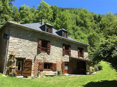 Couflens, Ariège, Frankreich