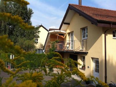 Bussy-Chardonney, Canton of Vaud, Switzerland