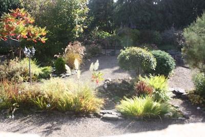 Garden at Ty KENA