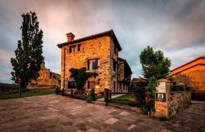 Apartamento rural La Coruja del Ebro Centro de Turismo Rural para 2 personas