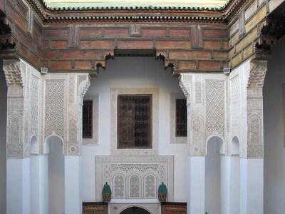 Patio - Columns