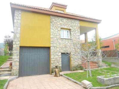 Ortigosa del Monte, Castilië en León, Spanje