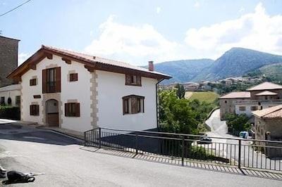 Casa rural Gure Txokoa para 8 personas